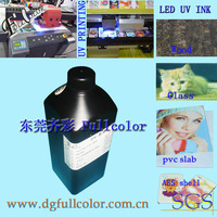 Free shipping  White color LED UV curable ink for Epson printhead  UV printing ink white ink 2litre a lot