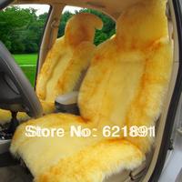 Car wool cushion short plush fur pad four season