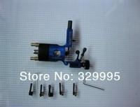 Wholesale - RCA rotary tattoo machine swiss motor MONSTER tattoo machine new brand with 5 bearings blue colour