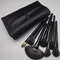 D015 free shipment cheap makeup brush set 32-in-1 cosmetic brushes applicators Set&Case makeup brush