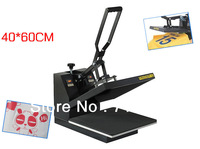 Good quality,T-shirt heat transfer machine(40*60cm)