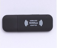 Free Shipping Mini USB 2.0 Wifi Wireless Adapter RT3070 150Mbps Lan Card
