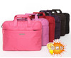 High quality 10 11 12 13 14 15 15.6 male women&#39;s portable laptop bag notebook bag free shipping