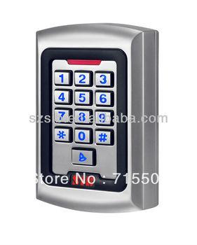 waterproof access control keypad S500EM-W