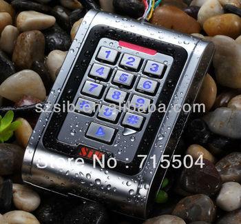 Single door access controller keypad S100EM