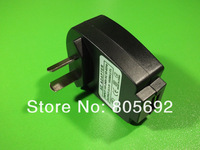 300pcs/lot  DHL EMS Free  High Quality  AU USB Wall Charger 5V 1A  USB Mobile Charger AU Plug Adapter For Iphone/Samsung