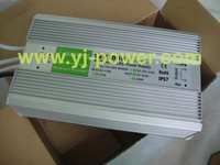 led power supply 24v 300w or 12v 300w for LED Industrial Mine Light,ROHS,CE,IP67,Fedex/DHL free shipping,5pcs/lot