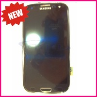Free shipping 100% original LCD Touch Screen Digitizer Assembly for Samsung Galaxy S 3 III i9300