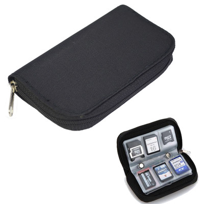 New Memory Card Storage Carrying Pouch Case Holder Wa