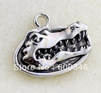 free ship 15pcs a lot zinc alloy  University of Florida Gators charm jewelry
