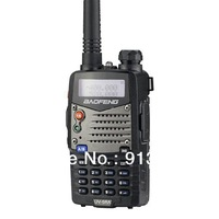 Baofeng walkie-talkie UV-5RA+ Plus 136-174MHz & UHF400-470MHz(TX/RX) Dual Band 4W/1W 128CH FM 65-108MHz with Free Earphone