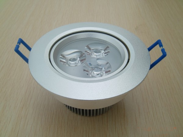 2013 High Quality led down light manufacturers,super bright 3 watt,made in Shenzhen(China (Mainland))