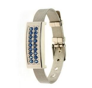 Crystal bracelet usb flash drive 32g SWAROVSKI usb flash drive personalized 32gu plate 32g