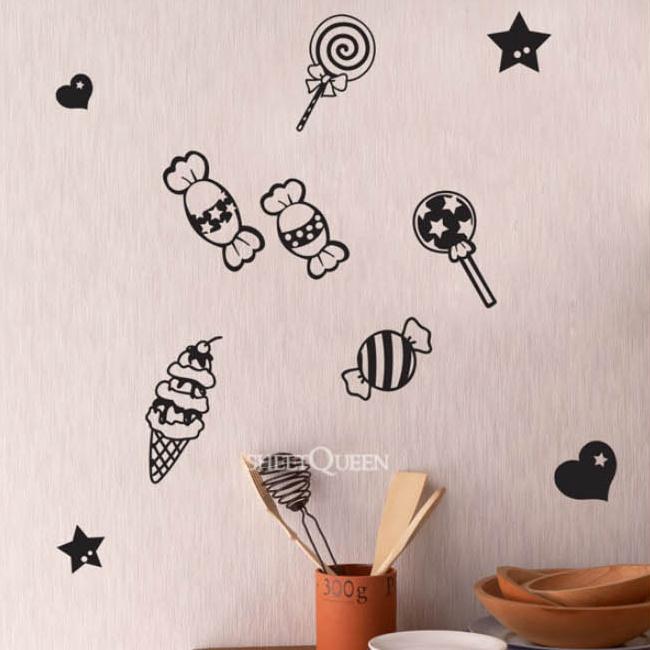 Cr mekleurige muren promotie winkel voor promoties cr mekleurige muren op - Decoratie murale ontwerp salon ...