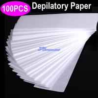 Free Shipping 100 PCS Hair Removal Depilatory Nonwoven Epilator Wax Strip Paper Roll Waxing,HN-DepilatoryPaper02-WP2*100