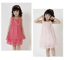 QZ-178,4 pcs/lot 2013 summer child dress fashion girl chiffon dress red and pink brand kid lace dress/tutu skirt wholesale