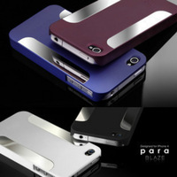 new arrival ! Free shipping , phone case Blade Aluminium Metal phone case for iphone4 4s