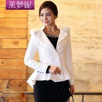 Spring 2013 blazer slim female elegant formal short outerwear clothing design blazer