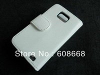 For Samsung Galaxy S2 i9100 Credit Card Flip Leather Stand Wallet Pouch Case Cover 100pcs/lot