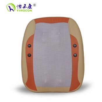 Free shipping Multifunctional 2013 new arrival yh-822 open back massage pad full-body massage cushion