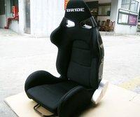 Free Shipping!! DHL! Cuga style carbon fiber car seat, racing seat for sports car,SPQ01/Total Black