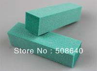 Free Shipping   Buffer Block Acrylic Nail Art Care Tips Sanding Files Tool 100 pcs 4 Ways Shine High Quality Wholesale 509