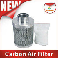"Hydroponic Odor Removal Activated Carbon Air Filters 4'x8""(100x200mm), 150CFM"