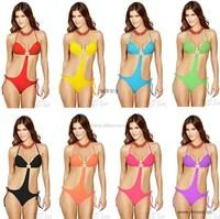 Wholesale New Sexy Women's Bikini Swimwear Trendy Bathing Suit Swimsuit Supply For Ladies,10Pcs/Lot,Free Shipping