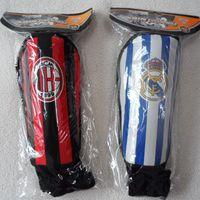 Sport football safty brace soccer shin Guard football shin pads shin 5 pairs/ bag
