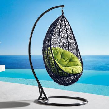 Rattan outdoor rattan bird nest hanging basket indoor swing rocking chair hanging chair rattan chair