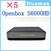 3pcs Original Openbox S6000HD New Arriving