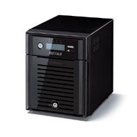 BUFFALO TS5400D0404-AP Business Class Four Bay NAS Device