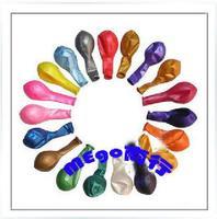 Wholesale  Latex Balloon 7 Inches Round Pearl Balloons, Wedding Balloons, 200 PCS/lot  Free Shipping