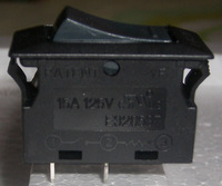 UL ELECTRICAL SWITCH WITH CIRCUIT BREAKER