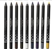 Solone waterproof eyeliner gel pen eyeliner pen durable waterproof pencil sharpener factory price retail&wholesale free shipping