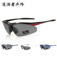 Free Shipping Outdoor sports polarized sunglasses goggles ride glasses bicycle glasses