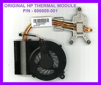 3MAX7TATP40 606609-001 fan heatsink for Compaq Presario CQ42 G42 CQ62 G62