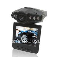 "Car DVR Video Registrar with 115 Degree View Angle 2.5"" LCD 6 IR LED Night Vision DVR Car Camera"