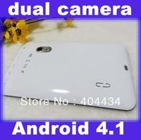 New ! Android 4.1 tablet 7inch Capacitive Screen 512MB 4GB dual camera HDMI VIA8850 wifi 3pcs/lot