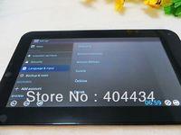 VIA 8850 Android 4.1 tablet PC Capacitive CPU 1.2GHZ Cortex A9 512MB 4GB HDMI WM8850 WiFi 50pcs/lot