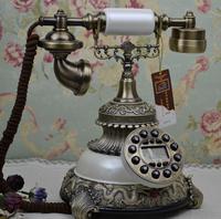 Telephone quality old fashioned nobility simple european vintage fashion antique telephone