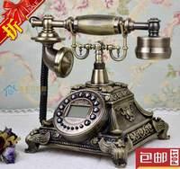 Fashion phone rustic antique telephone fashion vintage telephone caller id telephone