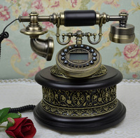 2014 Rushed Limited Corded Phones Telephones Telefone Vintage Telefon Vintage Telephone Wood Antique T281