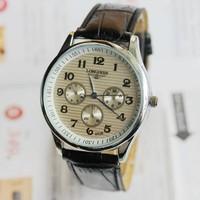 Free shipping  watch  for  men
