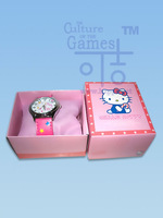 Child watch gift cartoon watch HELLO KITTY hellokitty hot-selling