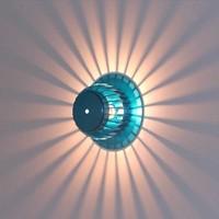 Modern aluminum colorful led  wall lamp aisle lights entrance lights background light 2 pcs/lot free shipping