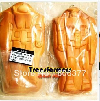 14cm jumbo Transformers pancake squishy phone charm / keychain /wrist pad free shipping