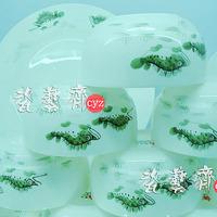 Jingdezhen ceramic tableware avowedly 56 bone china set gift belt certificate h008