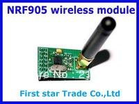 Wholesale 10pcs/lot NRF905 Wireless Module (compatiable PTR8000+) Wireless Transmission Transceiver Module NF905SE