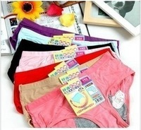 HOT free shipping 10pcs/lot menstrual leakproof cotton underwear women sexy panties new 2014 ladies briefs N-3